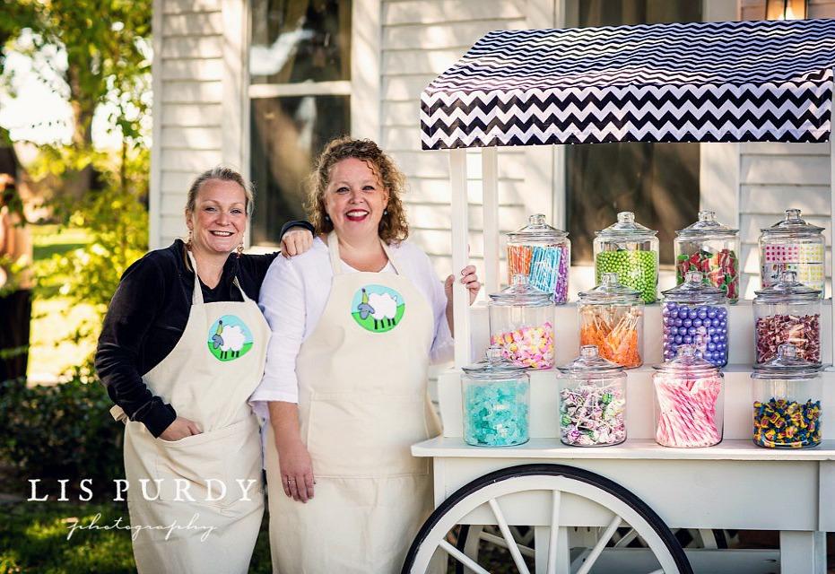 MHALP candy cart
